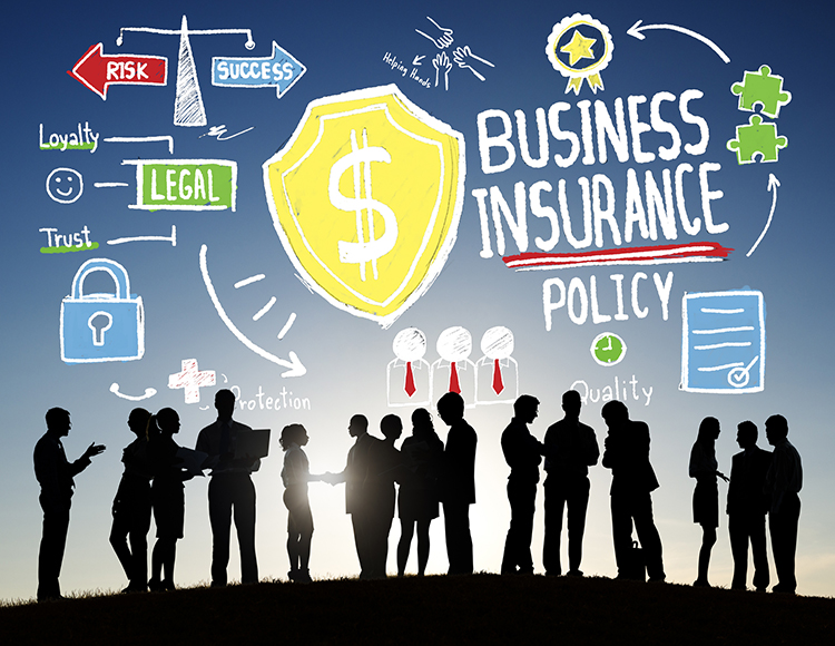Business Insurance Poster
